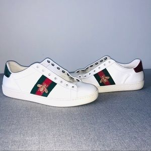 771e359629f Gucci Ace Embroidered Sneakers